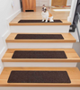 FINEHOUS CARPET TREADS FOR WOODEN STEPS