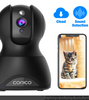 CONICO WIRELESS PET CAMERA: with sound detection, motion detection, and night vision