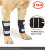 NEOALLY DOG WRIST/CARPAL BRACE: wit super supportive metal springs