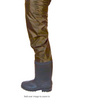 FROGG TOGGS BOOT HIP WADER: keeps you dry during UWTM or shallow pool therapy