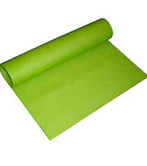 THIN & STICKY YOGA MAT: adds traction to any area in the home or clinic