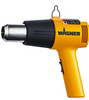 FLAT-BACKED HEAT GUN: for spot heating and smoothing thermoplastic splints