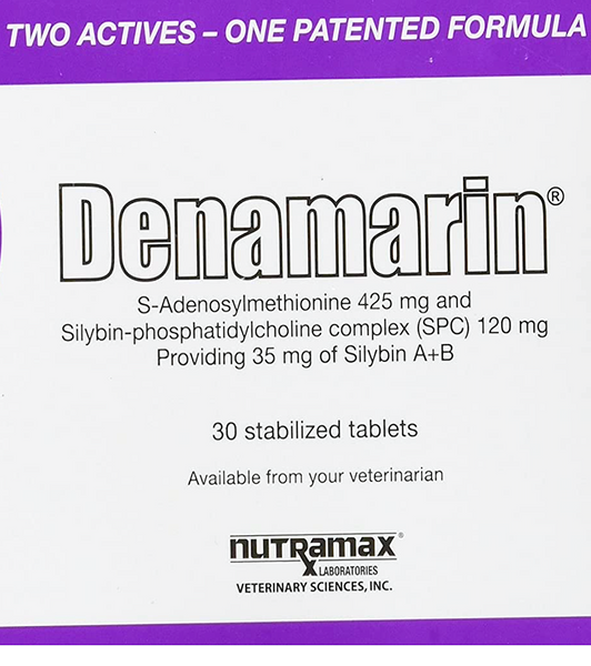 DENAMARIN: Maintain Healthy Liver Function