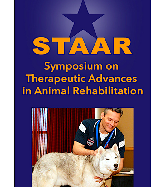 STAAR: Symposium on Therapeutic Advances in Animal Rehabilitation