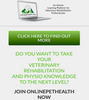 ONLINE PET HEALTH: online learning platform for veterinary professionals