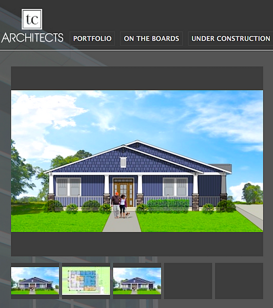TC ARCHITECTS: specializing in veterinary architecture