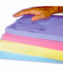 SELF-ADHESIVE MEMORY FOAM PADDING