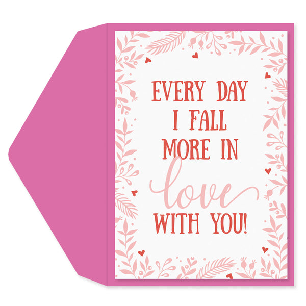 Every Day Love Anniversary Card