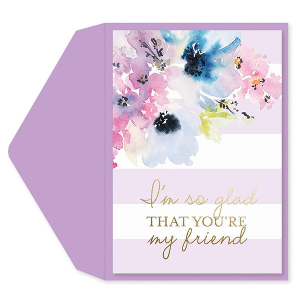 Warm Thoughts Friendship Card