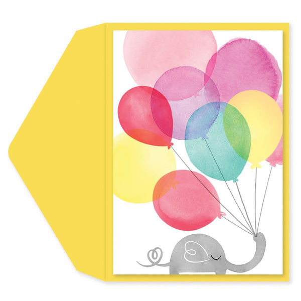 Baby Trunks Baby Shower Card