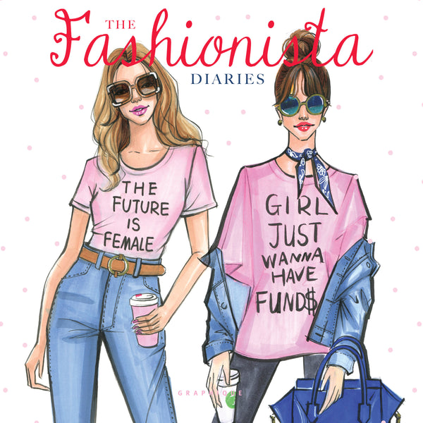 The Fashionista Diaries Mini Calendar