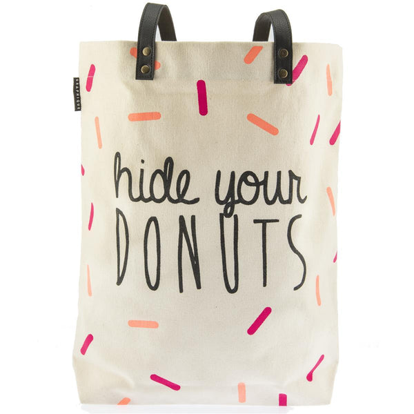 Hide Your Donuts Shopper Tote