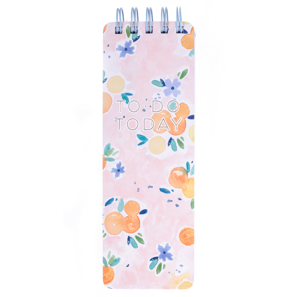 Orange Blossom Reporter Notepad
