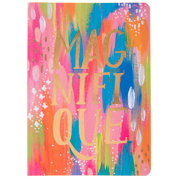 Etta Vee Brush Strokes 6x8 Soft Cover Paper Journal