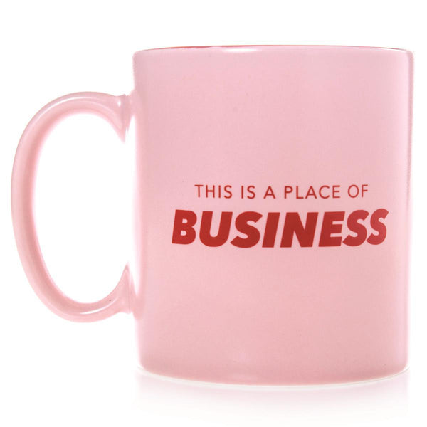 This is a place of business Ceramic Mug