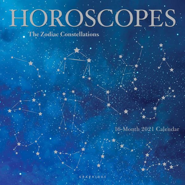 Horoscopes Wall Calendar