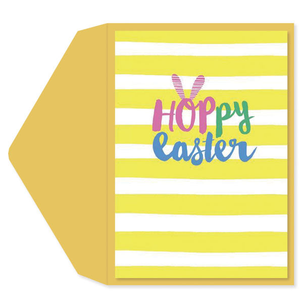 Hoppy Easter Easter Card