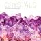 Crystals Wall Calendar