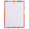 Brush Strokes Large Notepad