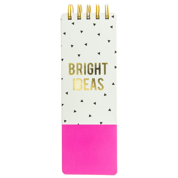 Bright Ideas Reporter Journal