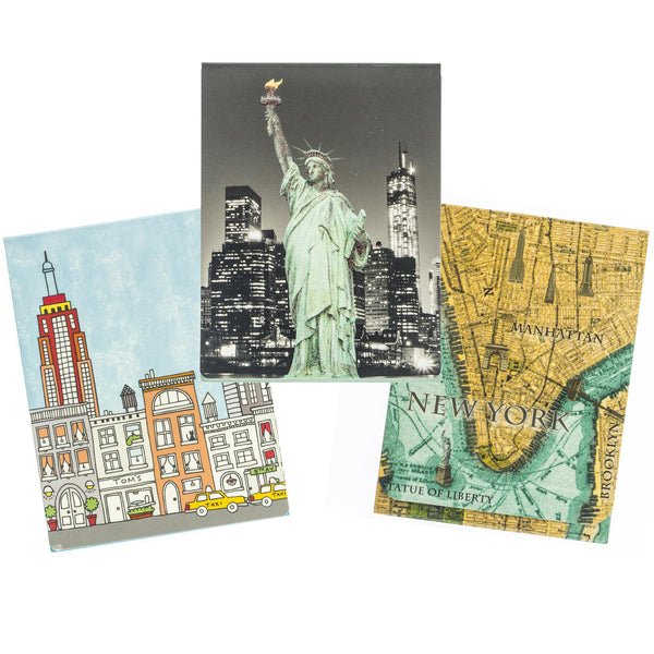 I Heart NY Pocket Note Set