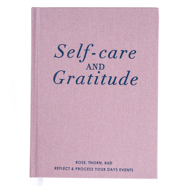 Gratitude Self Care Journal