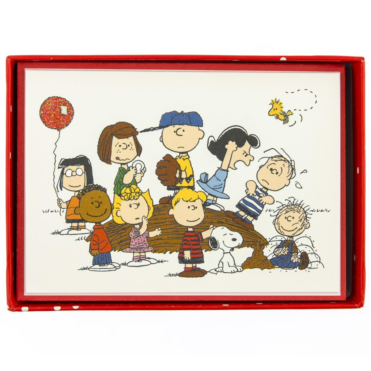 Peanuts™ Gang Everyday Boxed Cards