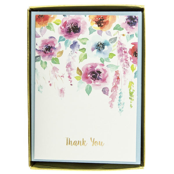 Hanging Flowers Everyday Boxed Cards