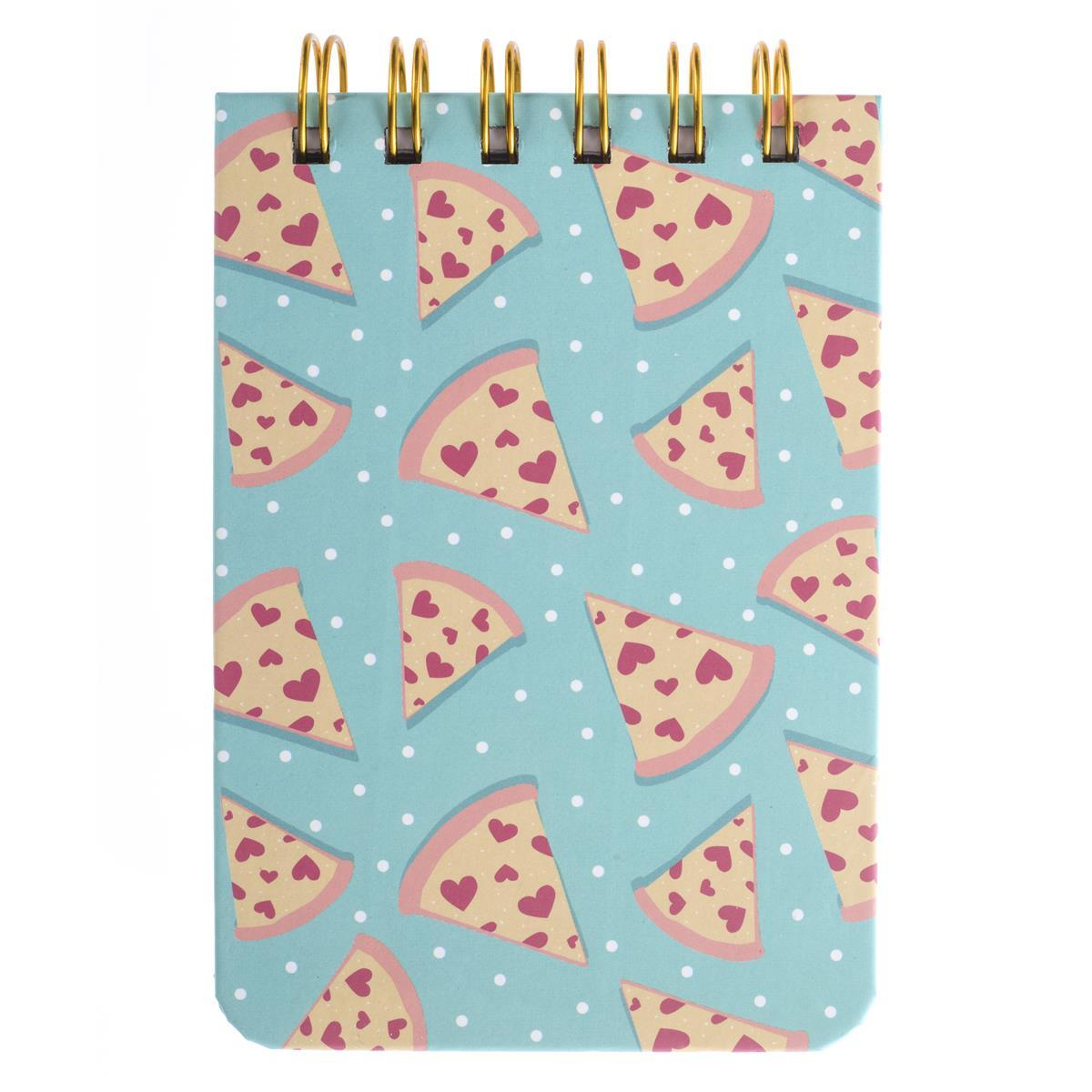 Pizza Slices Petite Journal