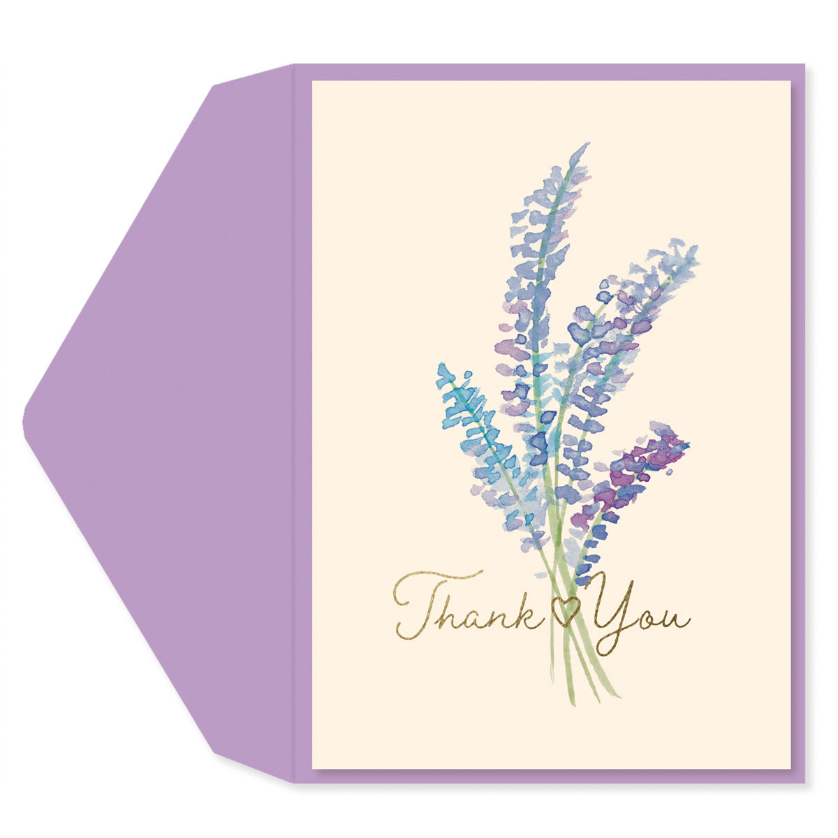 Thank you Flower Thank You Card