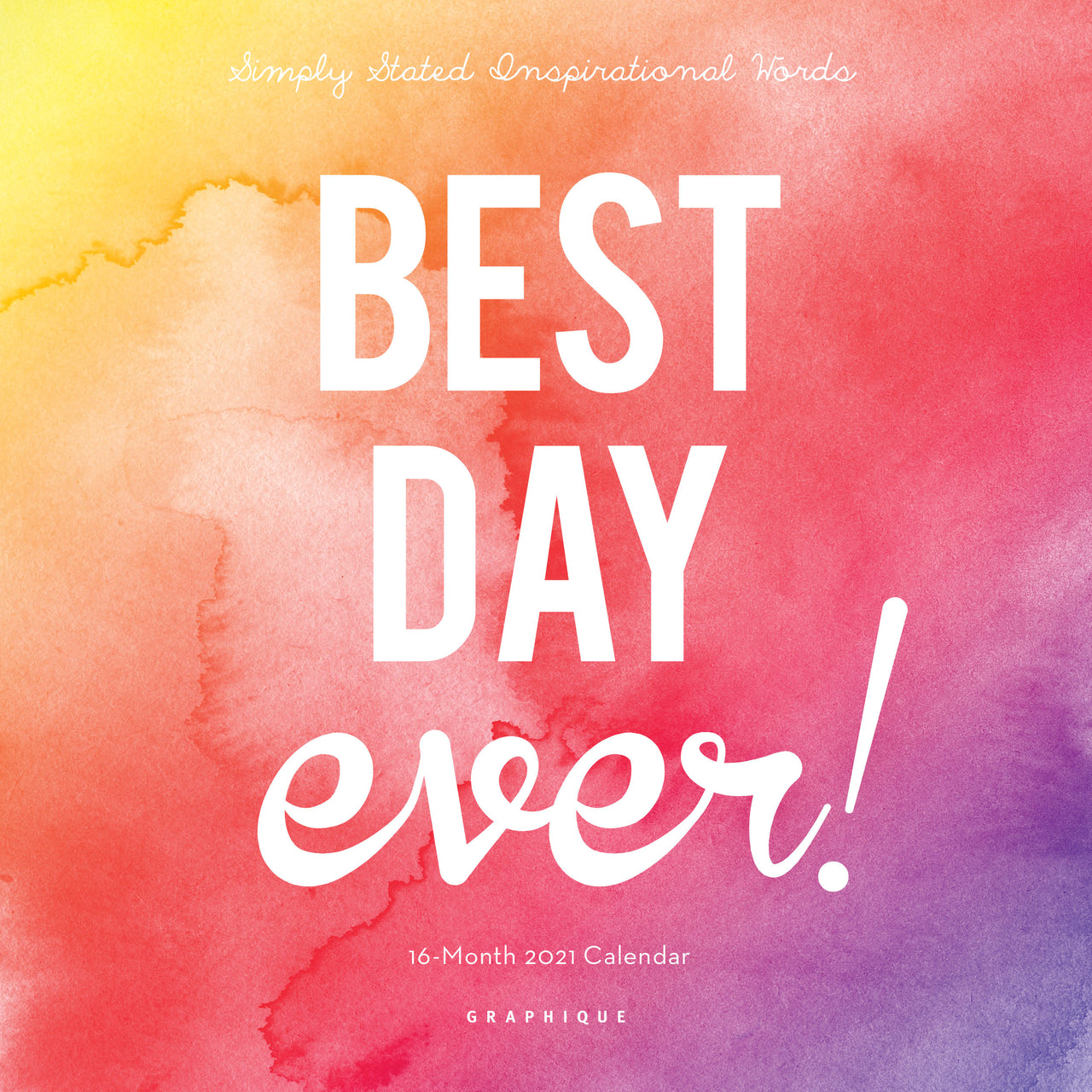 Best Day Ever Mini Calendar