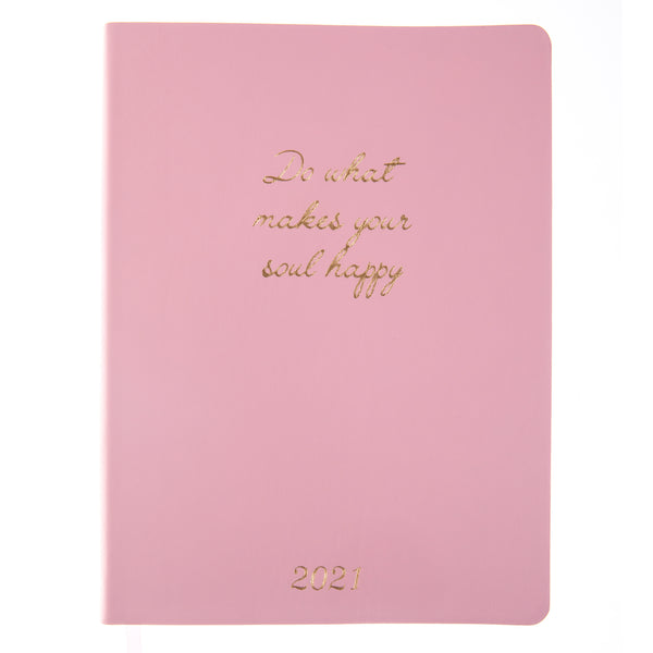 Soul Happy Large 18-Month Soft Cover Planner