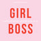Girl Boss Mini Calendar