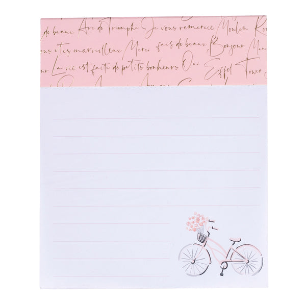 Meet me in Paris Jotter Notepad