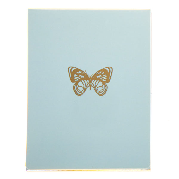 La Petite Presse Collection Butterfly Pocket Note