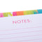 Etta Vee Brush Strokes Large Notepad