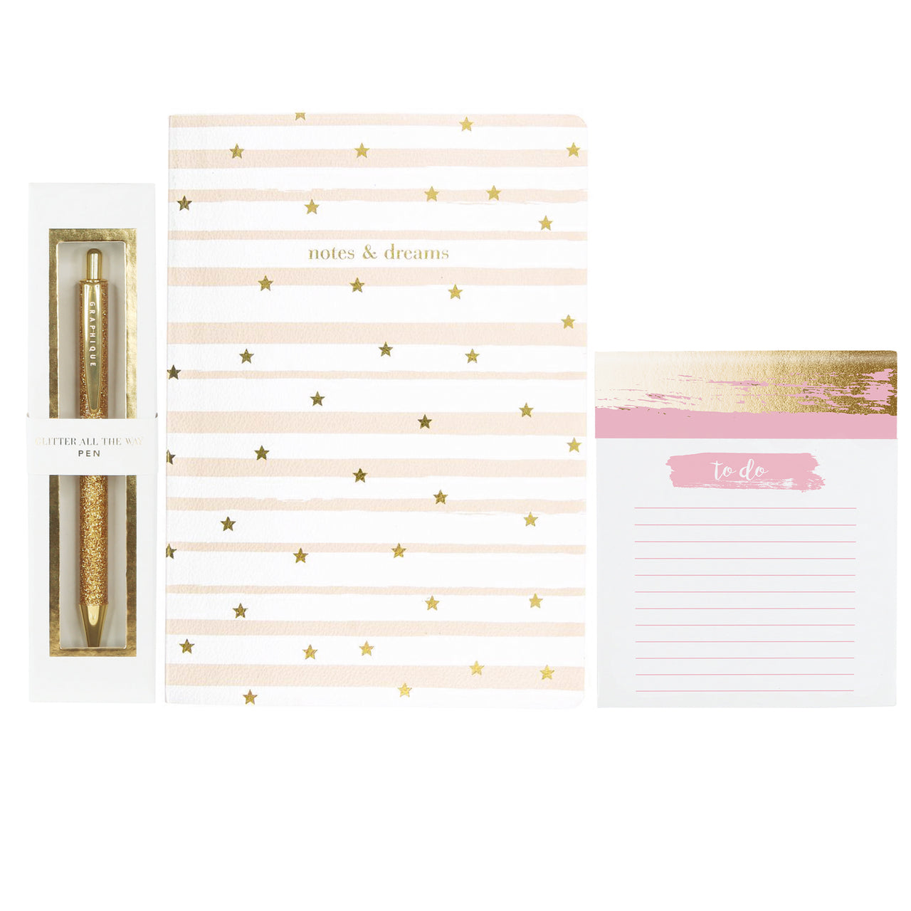 Magical Stars Stationery Set ($36.00 Value)