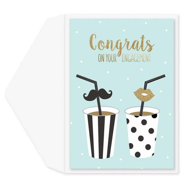 Let's Celebrate Engagement Card