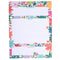 Flower Power Large Notepad