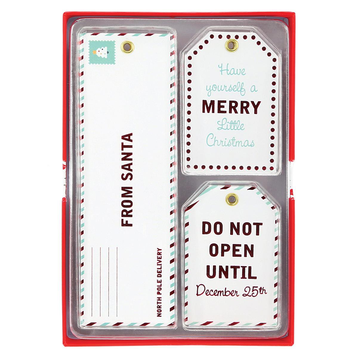 Special Delivery Holiday Trio Gift Tags