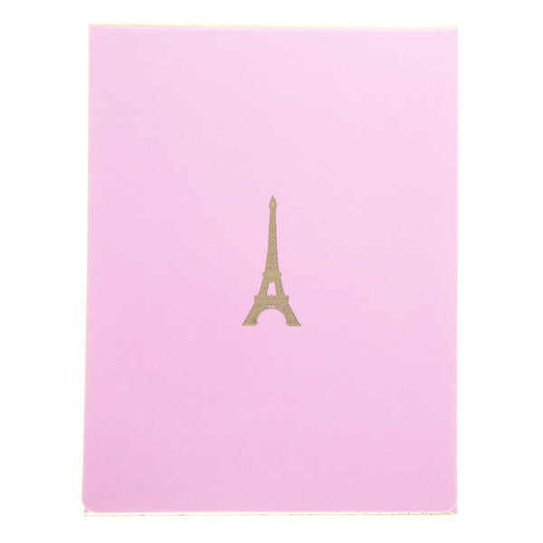 La Petite Presse Collection Eiffel Tower Pocket Note