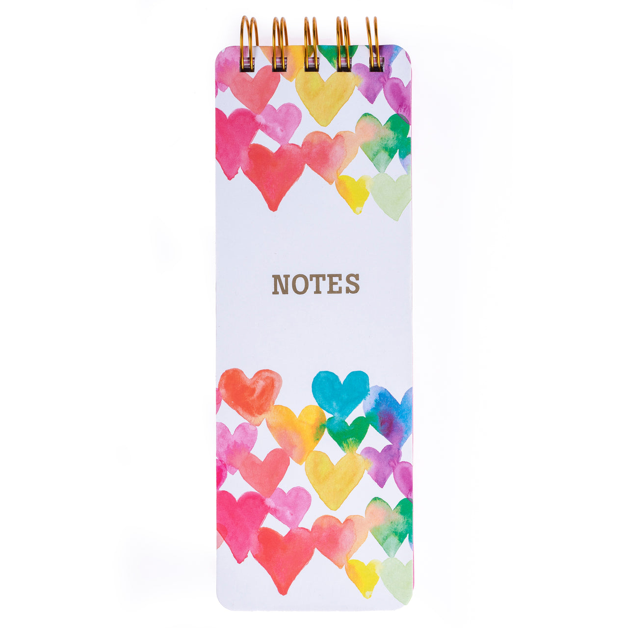 Love in Color Reporter Notepad