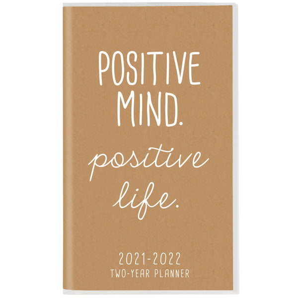 Positive Life 2 Year Planner