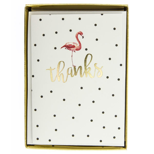 Flamingo Fun Everyday Boxed Cards