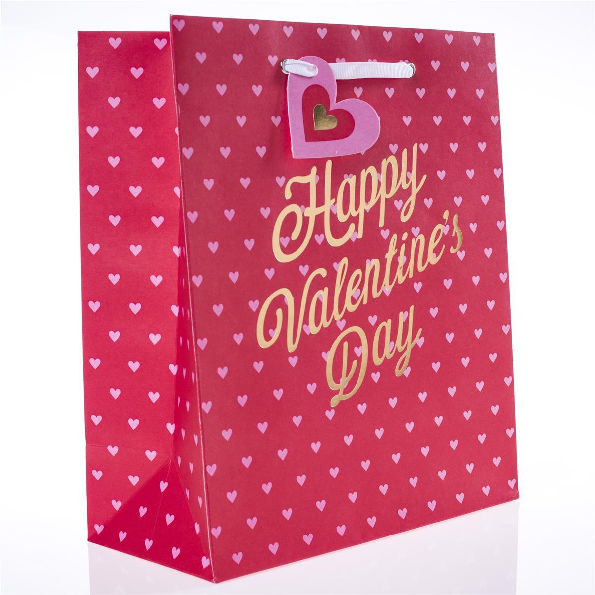Tiny Hearts Medium Gift Bag