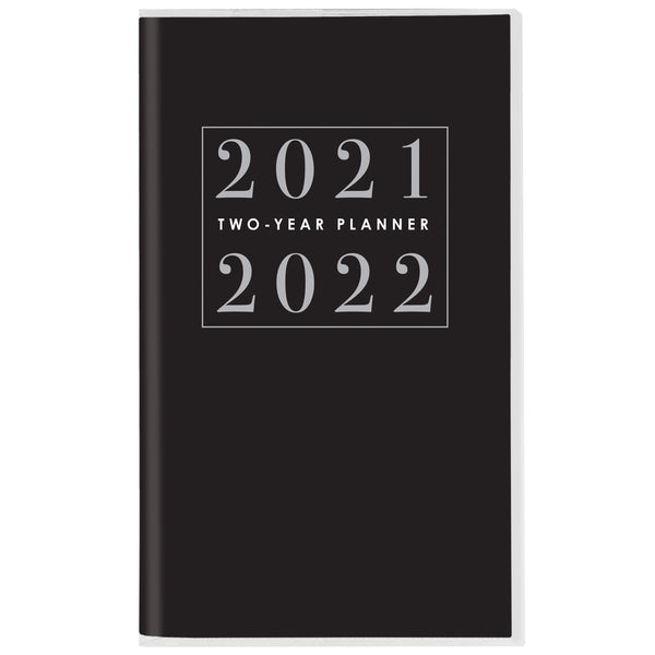 Typographic 2 Year Planner