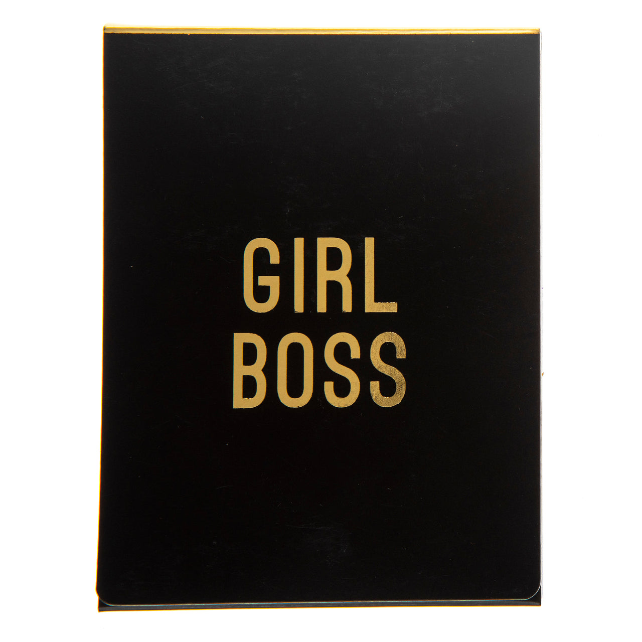 Girl Boss Pocket Note