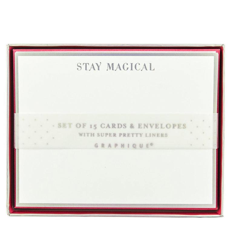 Stay Magical Flat Notes