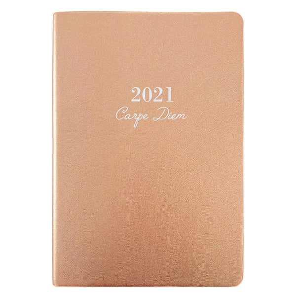 Carpe Diem Medium 18-Month Soft Cover Planner