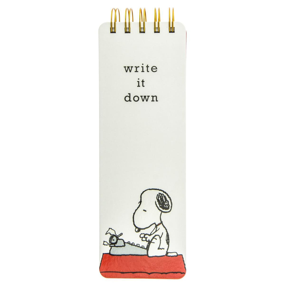 Peanuts™ Snoopy Typewriter Reporter Journal